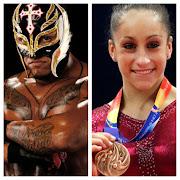 If WWE Superstars were Olympians