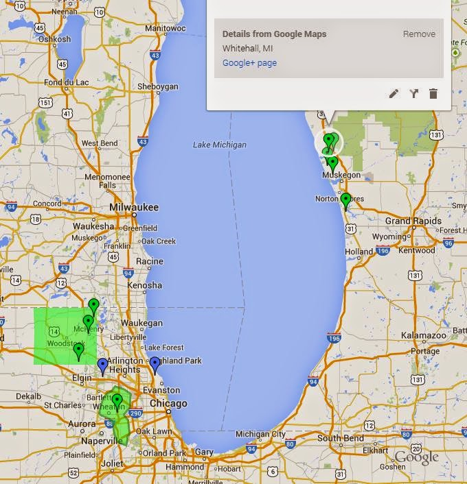Western Michigan Communities Stop Coal Tar Sealer Use - Coal Tar ...