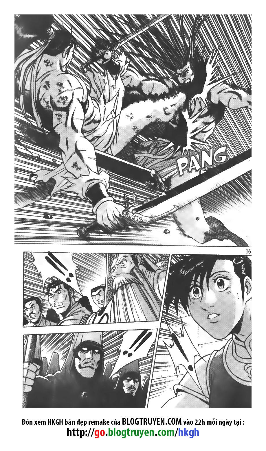 Hiệp Khách Giang Hồ chap 214 page 9 - IZTruyenTranh.com