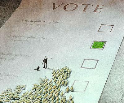 Η ψήφος και η συνείδηση μας