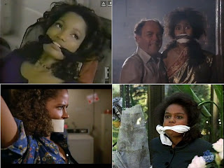 Damsel Land: Bound And Gagged Black Actresses