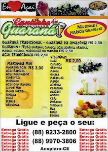 Cantinho do Guaraná