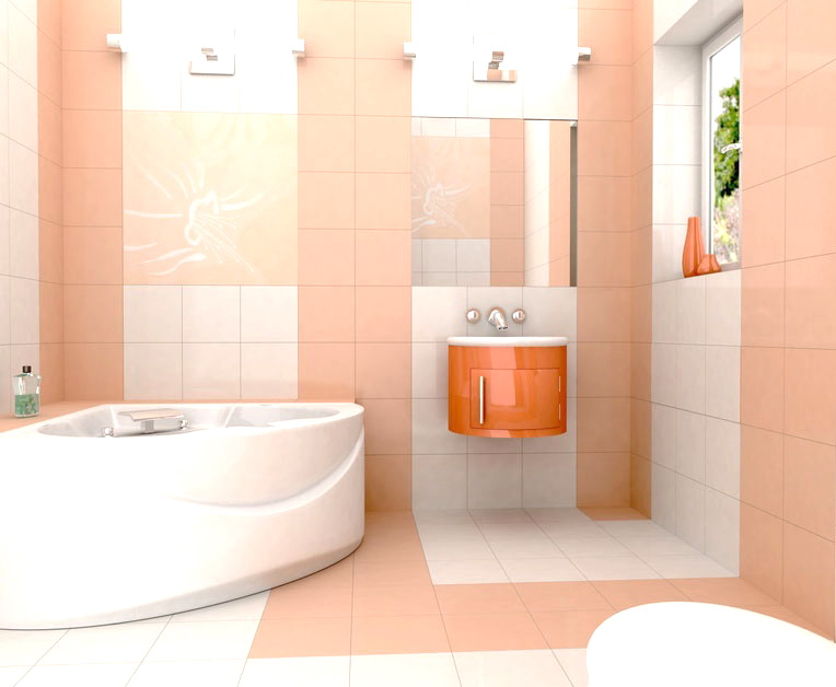 Bathroom Tile Galerry Wallpaper
