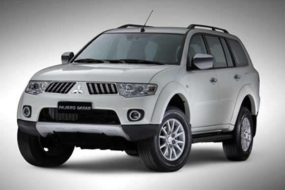 Mitsubishi Pajero Dakar 2013 - Preços e Ficha técnica de automóveis