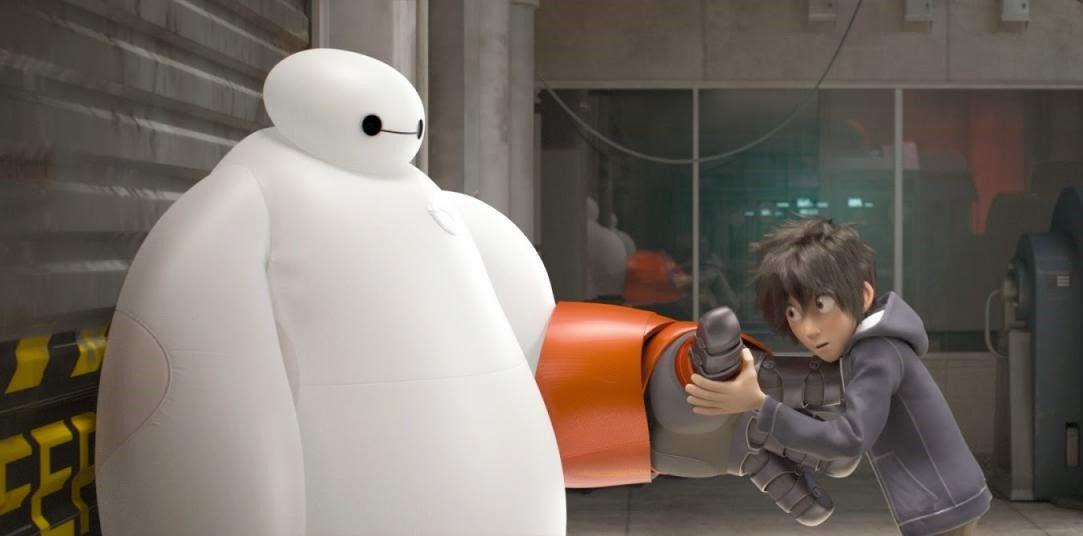 Assista ao primeiro trailer de Big Hero 6, animação da Disney e Marvel