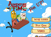 juegos adventure time finn up