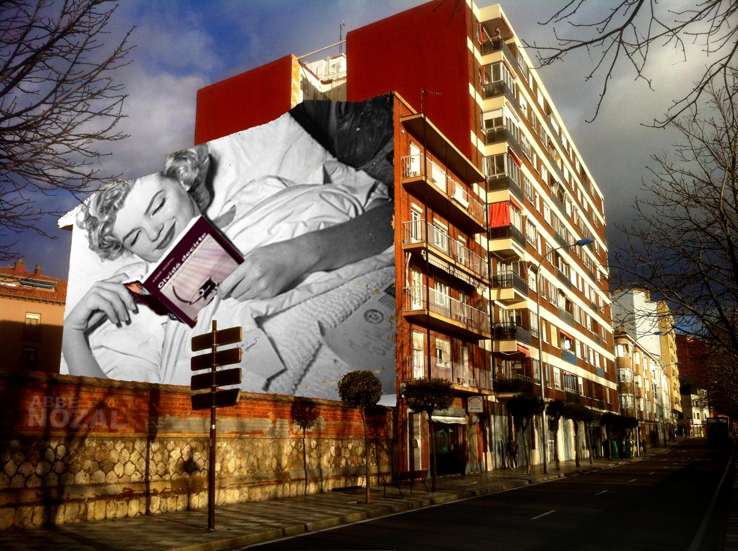 Marilyn lee mi novela, 2014 Abbé Nozal