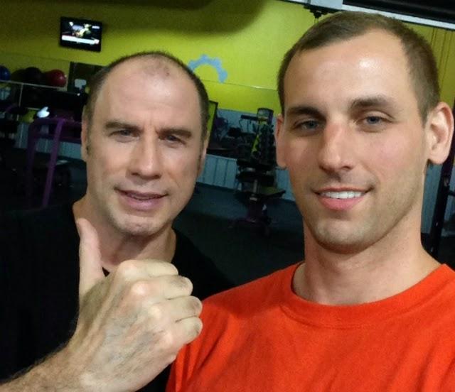 El pelado de John Travolta