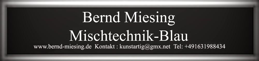 Bernd-Miesing-Mischtechnik-Blau