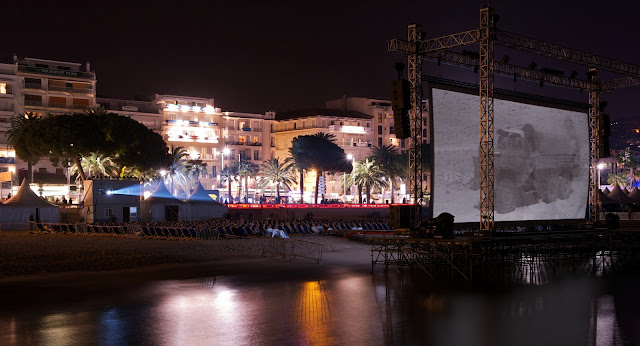 Cannes Film Festival - Cinema on the Beach