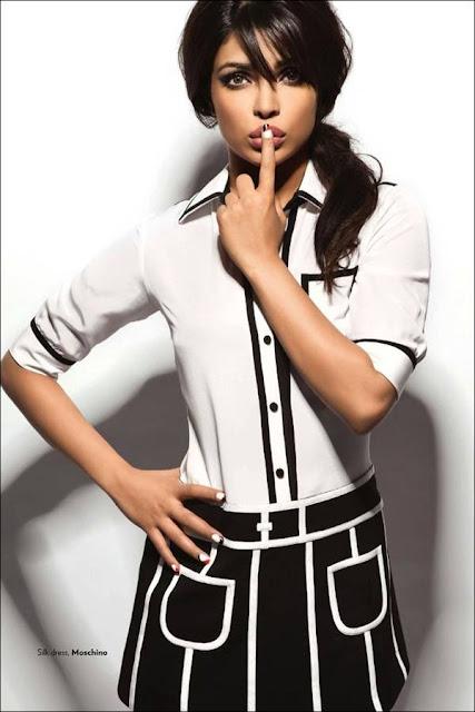 Priyanka Chopra Vogue magazine 2013