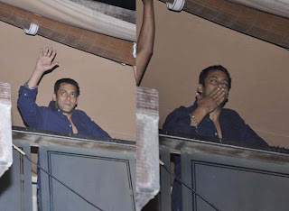 salman khan 2012 birthday photos