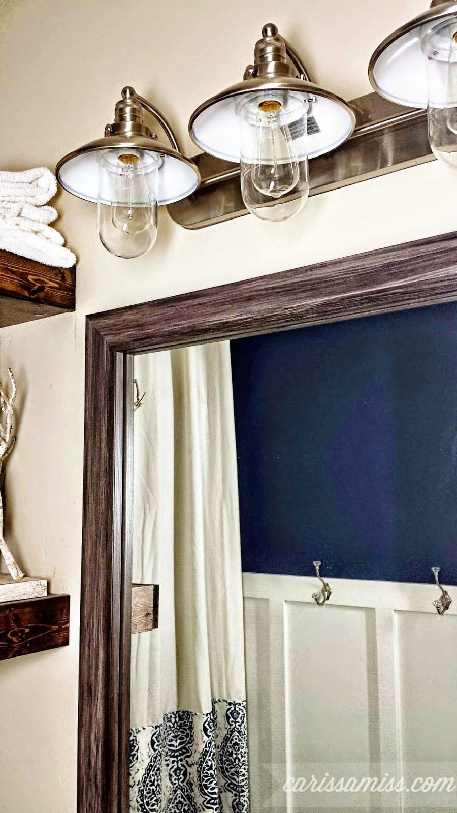 Carissa Miss: Nautical Bath Makeover