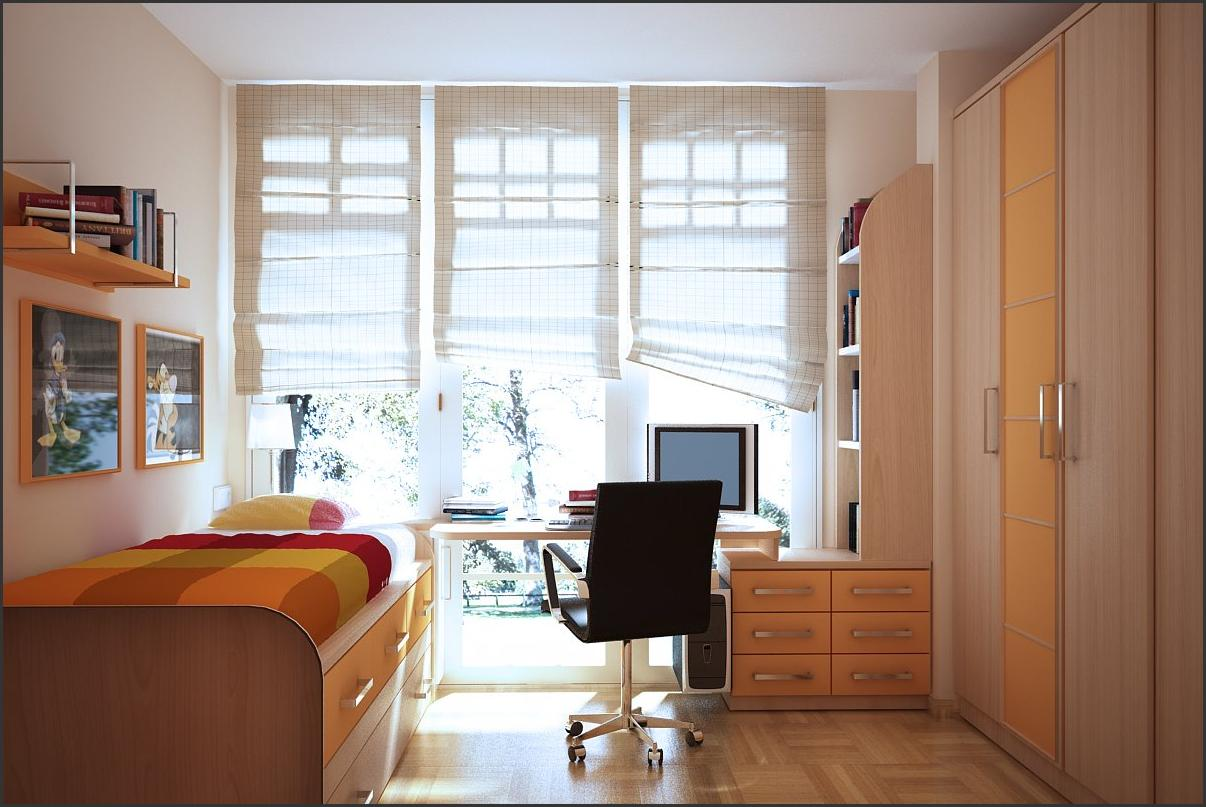 Small Bedroom Decorating Designs For