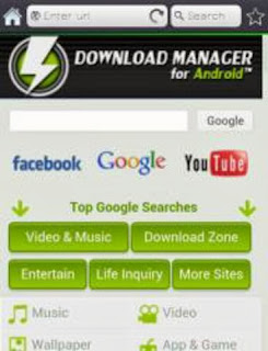 download manager for android terbaru