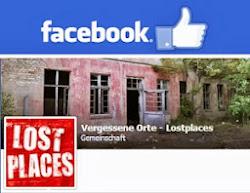 vergessene orte auf facebook: