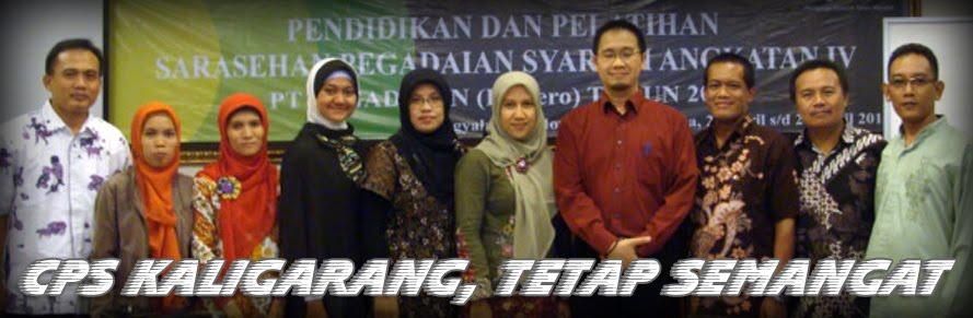 KANTOR CABANG PEGADAIAN<br> SYARIAH KALIGARANG