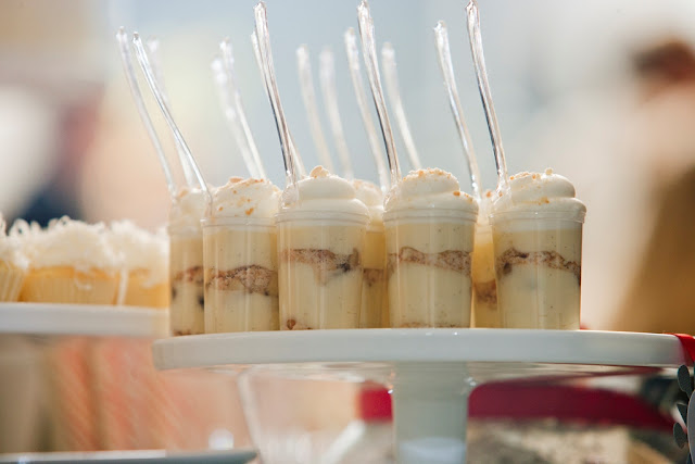 Southern Banana Pudding Dessert Shooters