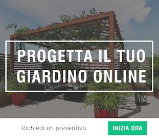 PROGETTA IL TUO GIARDINO ONLINE