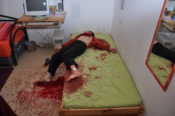 Manson Murders Crime Scene Photos http://stableofzionisthores.blogspot.com/2011/03/israeli-minister-of-defense-attack-is.html