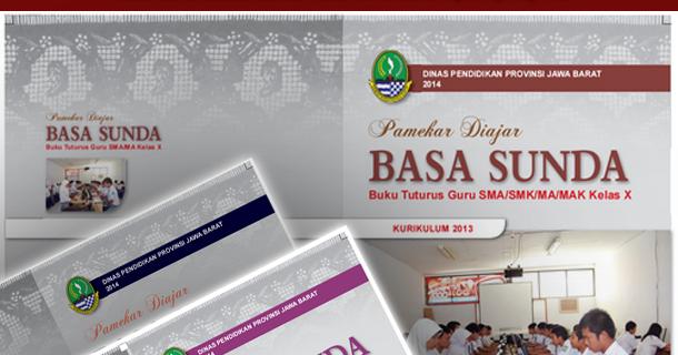 Buku Guru Bahasa Sunda Kelas 10 11 12 Sma Smk Ma Mak
