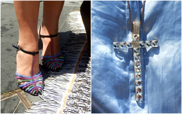 Preciosos zapatos Magrit en Marbella Luxury weekend