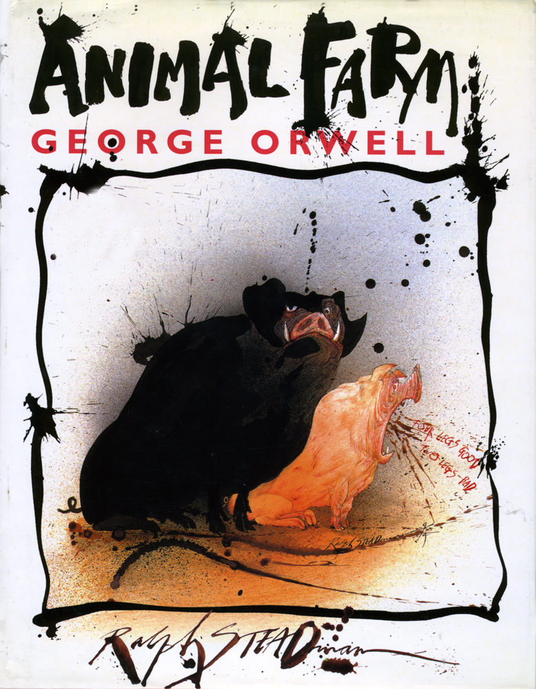 animal farm project Character: napoleon the character napoleon in animal farm corresponds with joseph stalin both had risen to power through the death of a prior leader.