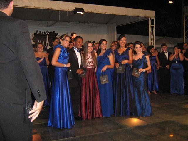 2009.2 - Madrinha da Turma -