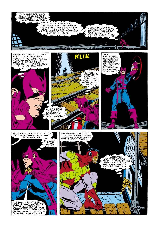 Captain America (1968) Issue #317 #245 - English 17