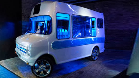 5 Of The Worlds Coolest Van Modifications Motor Heads Car