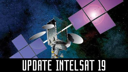update freq intelsat 19