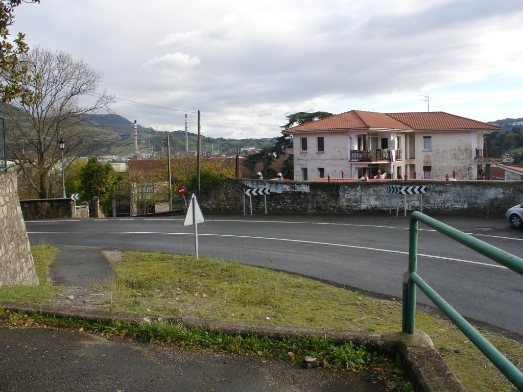 Km 130 paz en la guerra escenarios de la batalla for El jardin portugalete