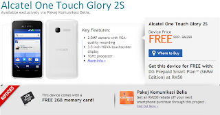 : Freebies > RM200 PKB Rebate FREE Smartphones Giveaway by DiGi