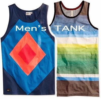 10 Coolest Men's Tank Tops for Summer