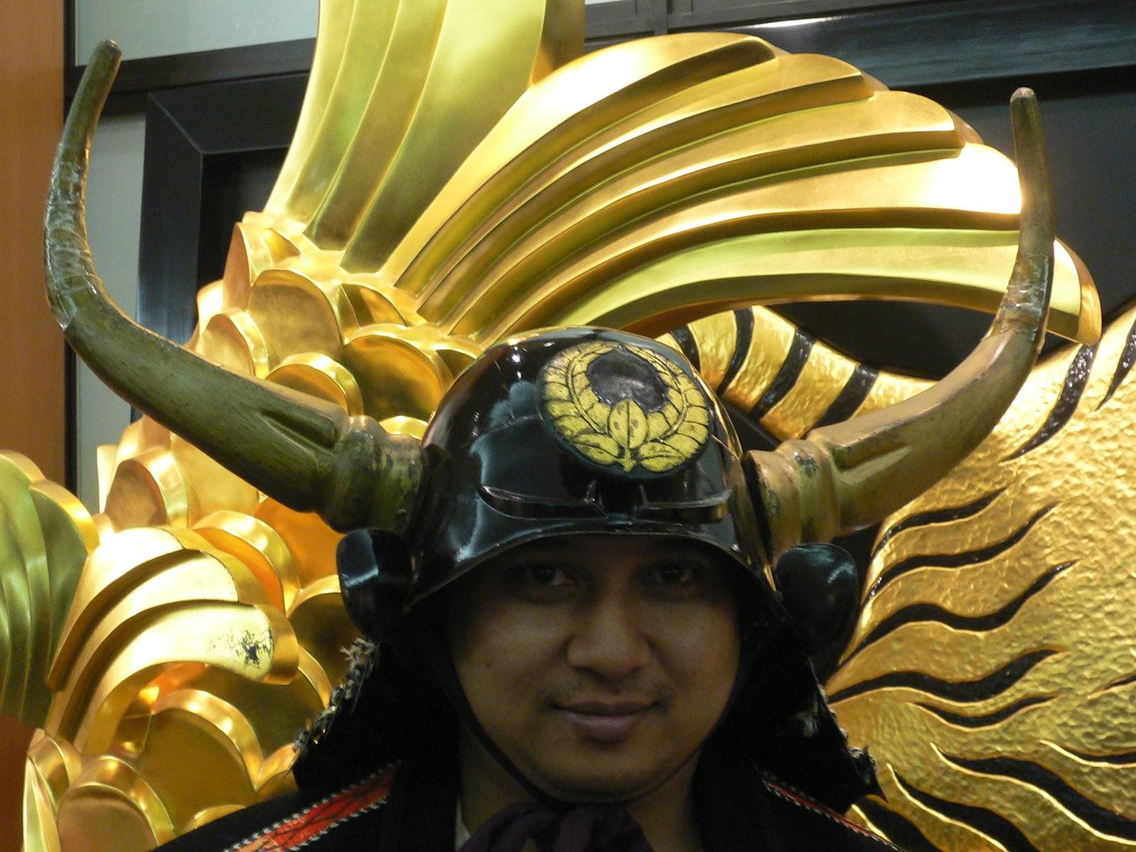 The Last Samurai versi Melayu!1600