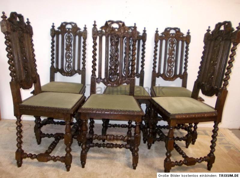 Fesselnd Fesselnd Gründerzeit Stühle Bild. Lieblich Designer U0026 Antik Möbel