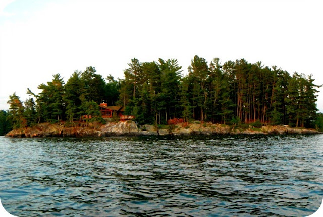 muffin island on lake of the woods