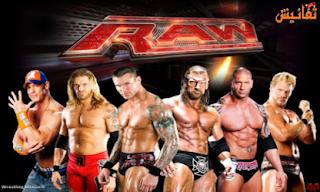 يوتيوب عرض الرو WWE Raw 15-9-2015