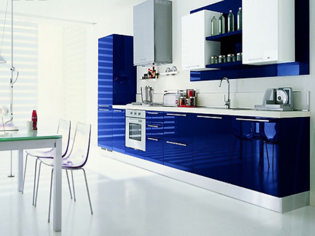 Remarkable Blue Kitchen Cabinets 1024 x 768 · 330 kB · jpeg