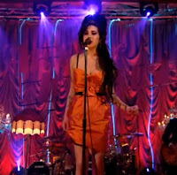 Amy Winehouse live concert