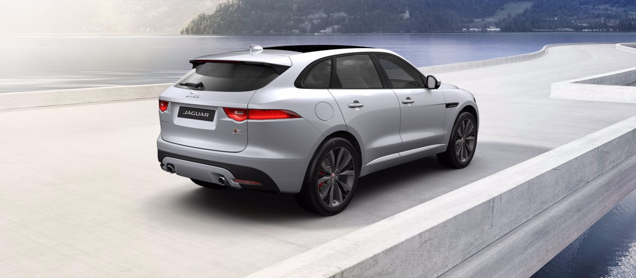 New 2017 Jaguar F Pace From 40 990 In The Us Configurator Goes Live
