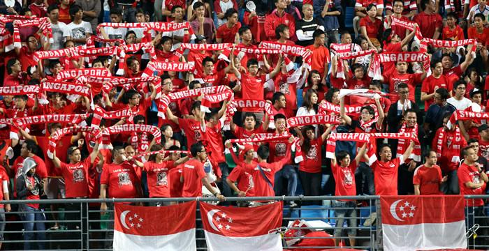 Singapura Juara Piala Suzuki AFF 2012
