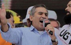 Gilberto Carvalho, chefe da Secretaria da Presidência: bloquear ao povo padrões de consumo da elite