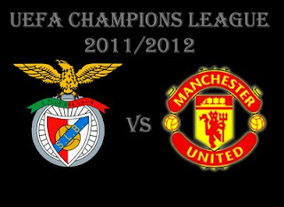 Benfica vs Manchester United UEFA Champions League
