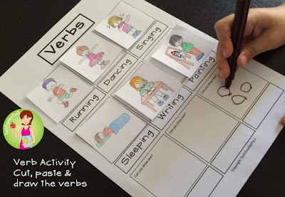 https://www.teacherspayteachers.com/Product/Verbs-An-Introduction-Activity-and-Poster-Set-2127425