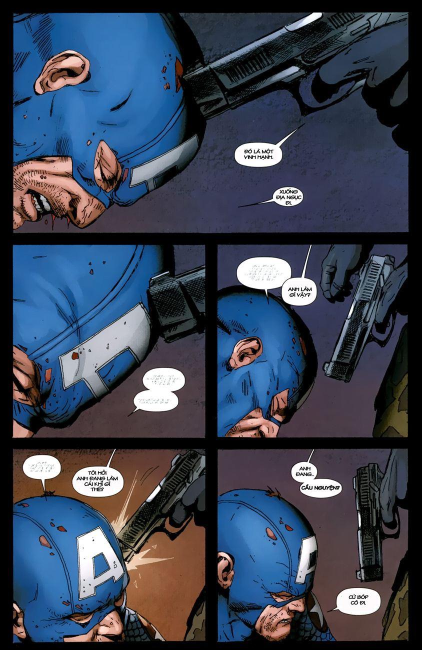 Ultimate Captain America chap 1 - Trang 7