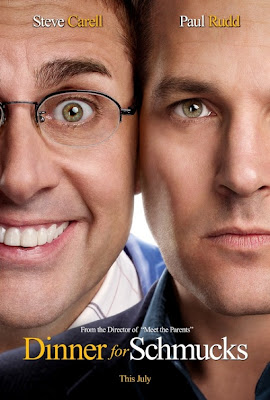 Watch Dinner for Schmucks 2010 BRRip Hollywood Movie Online | Dinner for Schmucks 2010 Hollywood Movie Poster