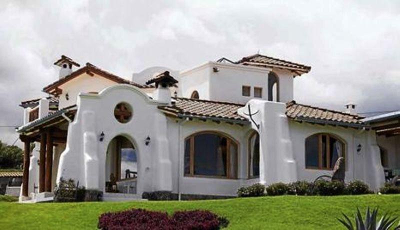 Autista marujista cocinillas - Casas blancas bonitas ...