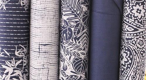 "Fabric Collection: ""Silvia's Garden"" by P&B Textiles"