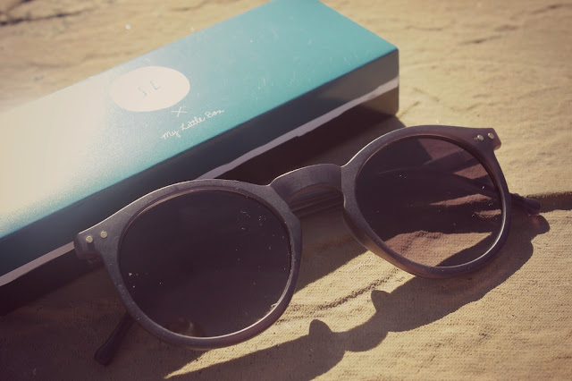 My Little French Riviera Box Sunglasses
